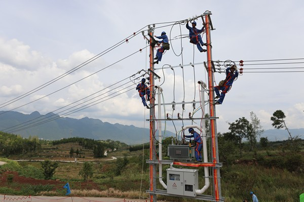 贵州思南:投入2.14亿元强化电网升级助推脱贫摘帽