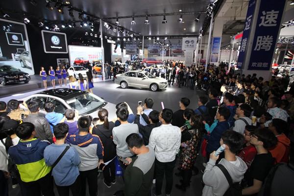 彩立方平台官网国际车展即将登场,买车您再等一等!