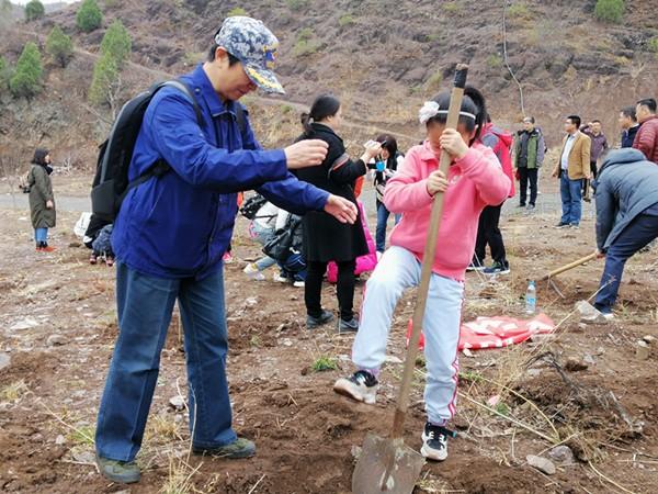 第六届北京浙江人2019植树公益活动在京举办