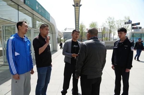 """西宁铁路警方开展""""利剑""""行动 打击整治站车突出治安问题"""