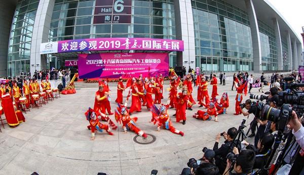 汽车品牌年度盛宴 2019第十八届彩立方平台官网国际车展开幕
