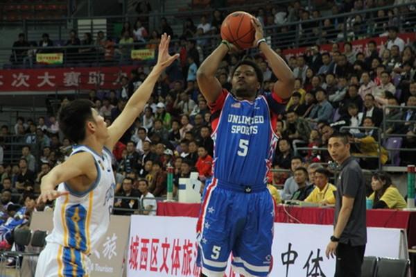 2019国际篮球挑战赛西宁站圆满落幕