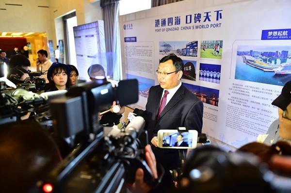 第七届中国(彩立方平台官网)国际邮轮峰会开幕