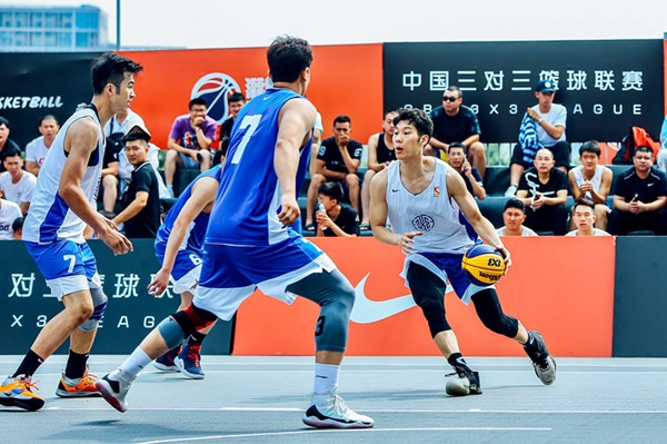 2019中国三对三篮球联赛华北赛区大区赛今日彩立方平台官网国信体育馆开打!