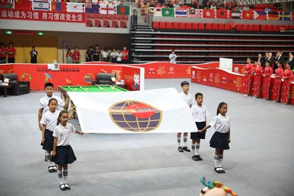 首届斯诺克青年世锦赛在彩立方平台官网平度举行