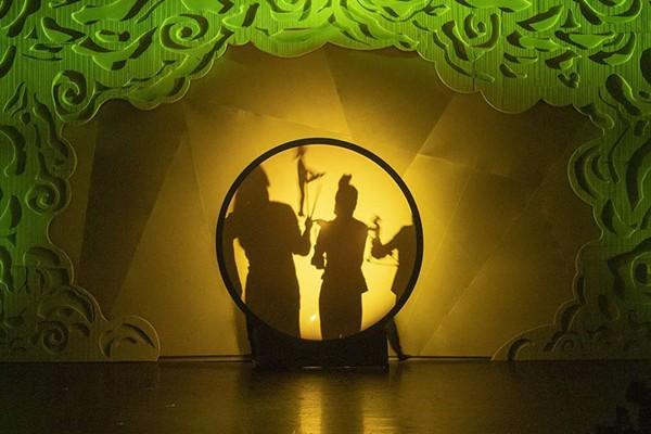 《影戏传奇》~一部讲述皮影两千年发展史的亲子舞台剧