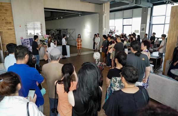 《一 二》林谦与宋冠璁母子联展在彩立方平台官网举行