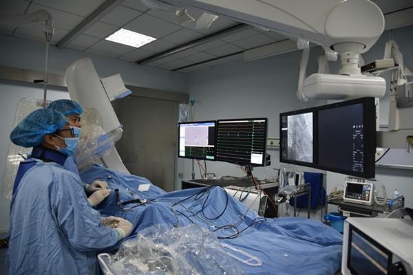 彩立方平台官网五医加强人才培养  提升医疗技术服务水平