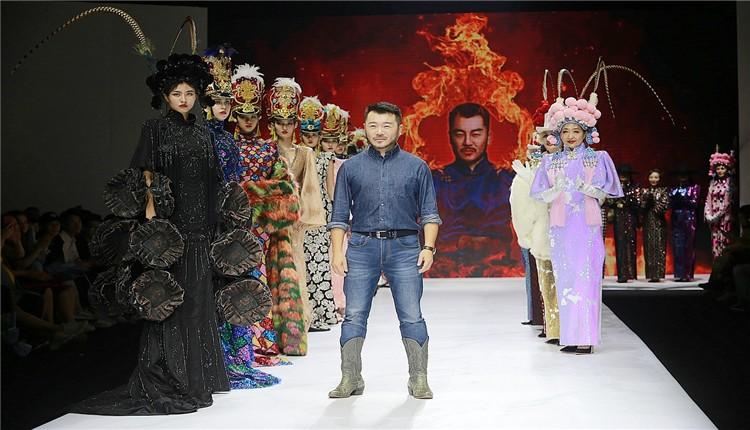 东方时尚季•第十九届中国(彩立方平台官网)国际时装周圆满落幕