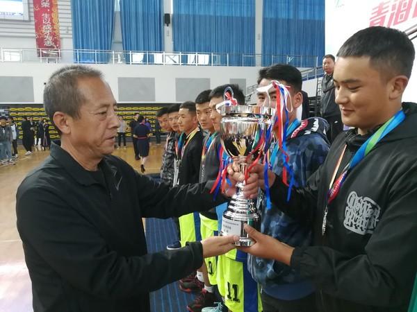 青海省第十五届学生运动会篮球项目比赛圆满落幕