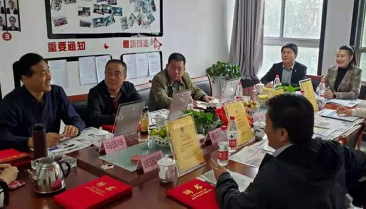 青海咨博科技项目咨询有限公司举行外聘专家聘任仪式