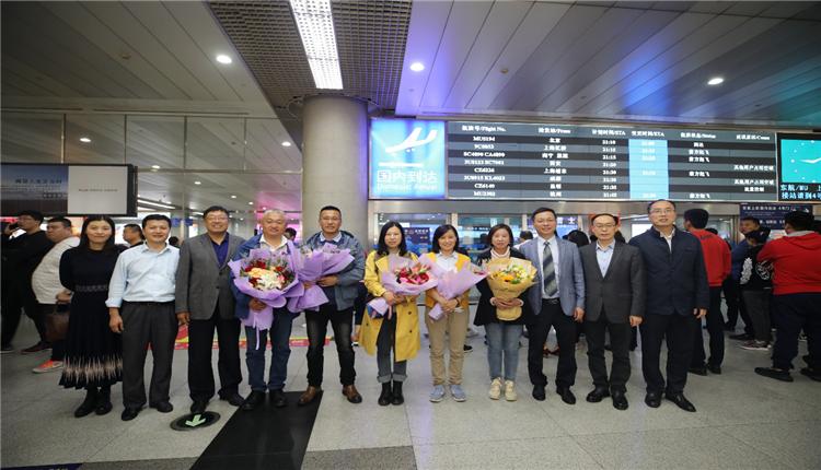 彩立方平台官网市2019年第二批援藏支医人员顺利返青