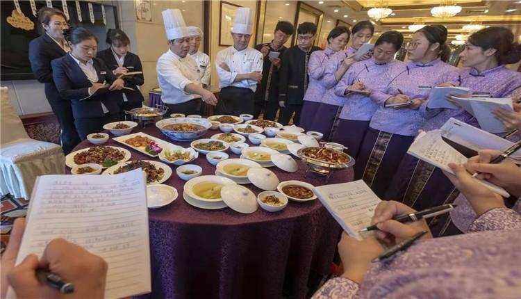 """传播中国饮食文化的深厚积淀   北京紫玉饭店推出""""川菜美食节""""活动"""