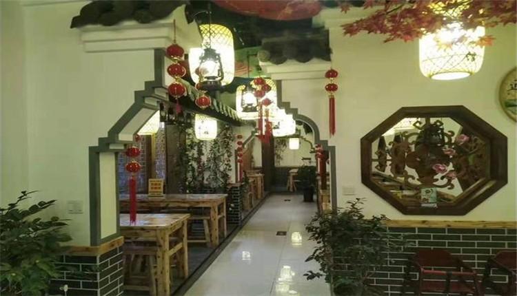 """""""素肴膳食,和缘禅趣""""——诸城市莲池海会素食餐厅"""