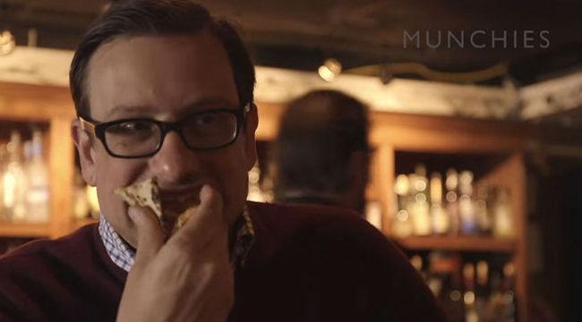老外大叔25年每天吃披萨,吃喜爱的食物死亡也很幸福--置顶表情