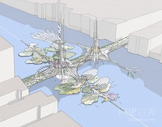 中国武汉将建世界最高建筑 — 凤凰塔--置顶表情
