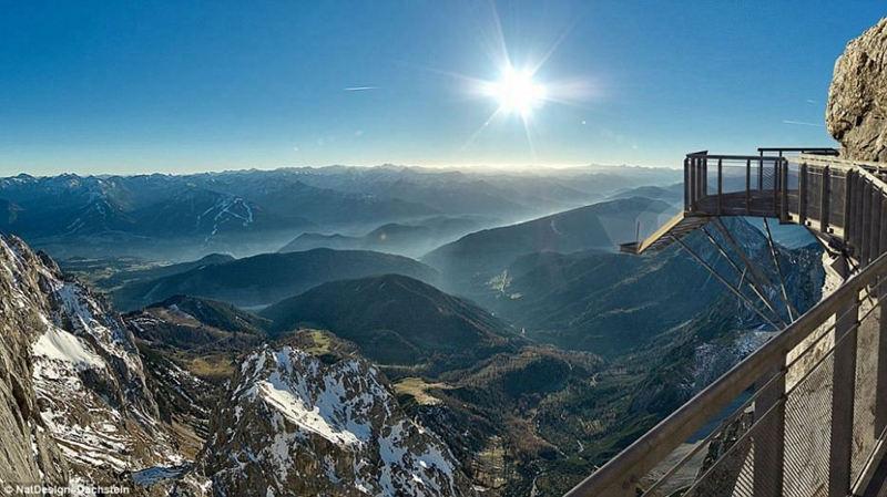 世界上38个惊人的美景,有胆你就去
