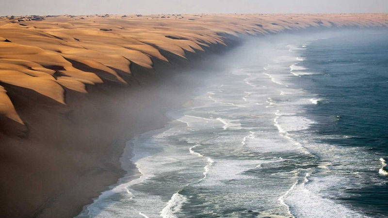 世界上38个惊人的美景,有胆你就去--置顶表情