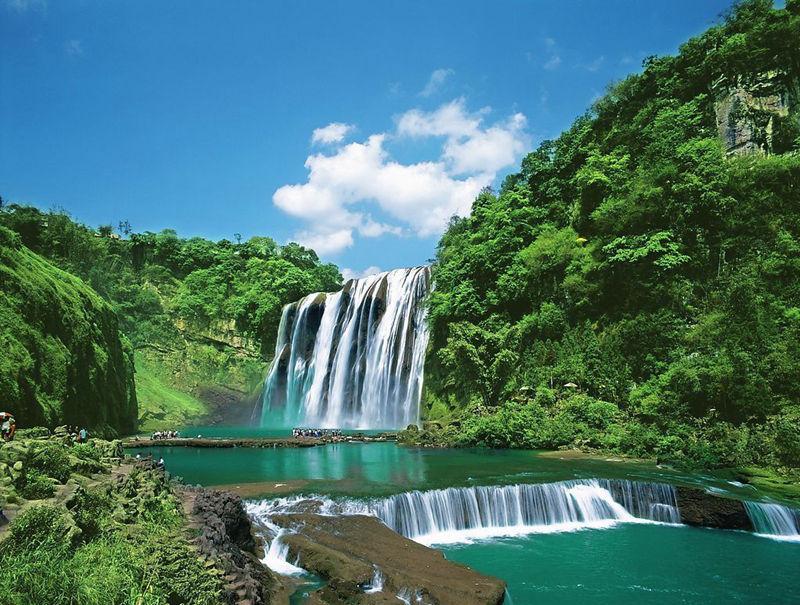 22个中国最美最酷瀑布,你去过哪一个