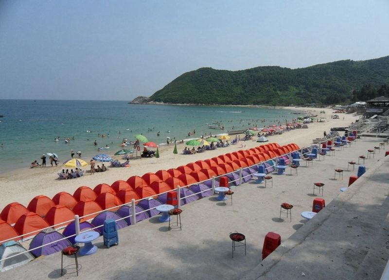 八大中国最美海滩,夏天游泳好去处--置顶表情