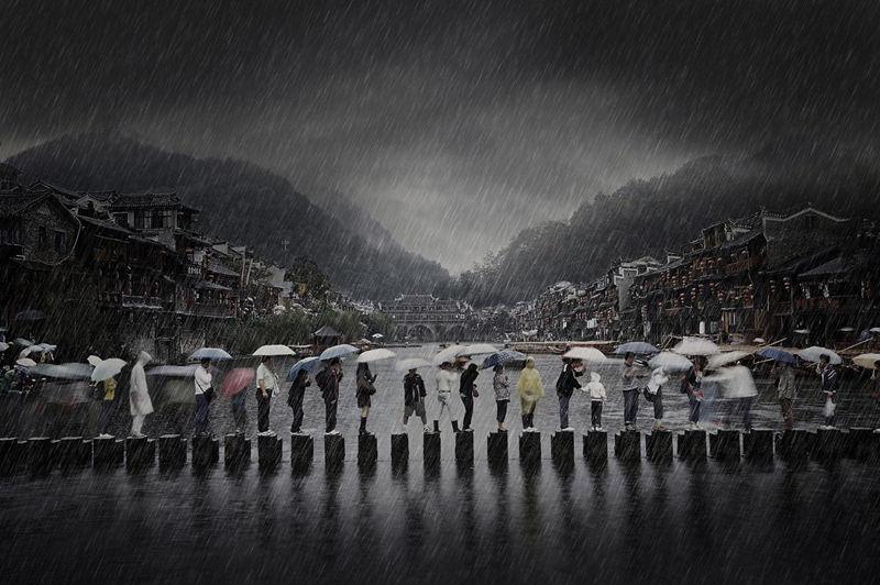 10幅世界级摄影大赛获奖作品,让你对自然、社会和人生有所感悟--置顶表情
