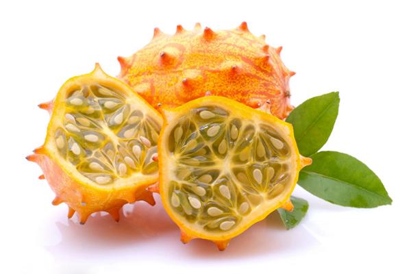 20种不常见但很好吃的怪异水果,非洲角瓜绝对是吃货的追求