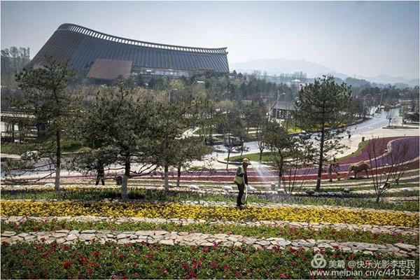 北京世园会抢先看
