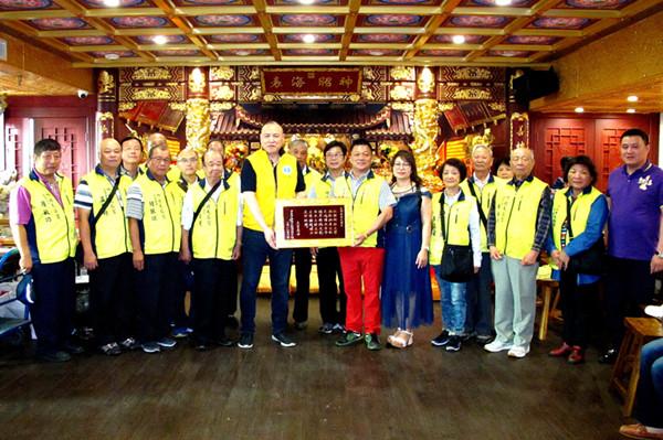 弘扬妈祖大爱——台湾竹北天后宫开启参访山东文化经贸之旅