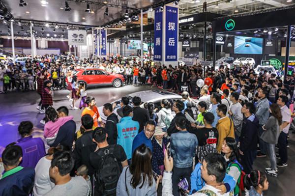 @彩立方平台官网人 车展买车,你最怕什么?