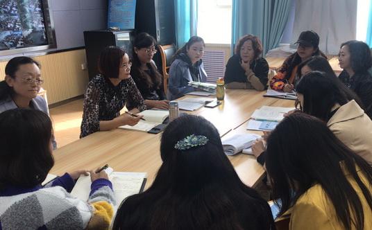 青海省西宁二中集团扎实教研 促进教师专业成长