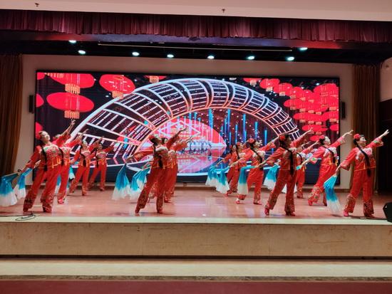 2020年全国中老年电视春节联欢晚会青海选区首场圆满结束